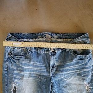 Vanity Jeans - Vanity blue jeans